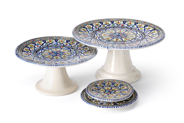 Taartschaal uit Tunesië