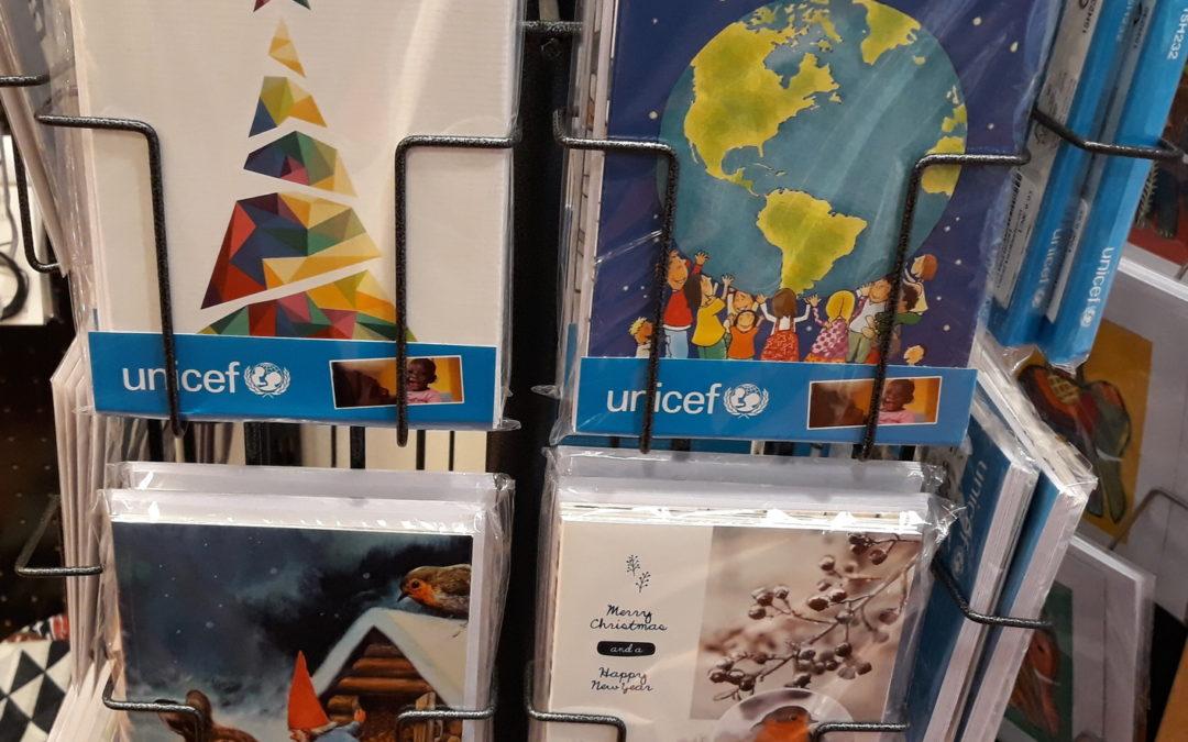 Kaarten van Unicef