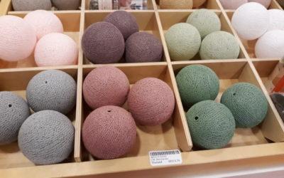 Cottonballs uit Thailand